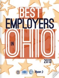 Best Employers in Ohio 2013